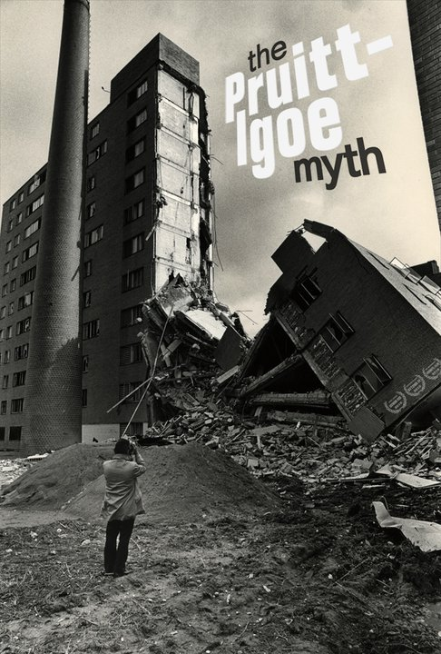 The Pruitt-Igoe Myth Movie Poster